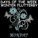 DOTW winter Flutterby